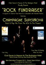 Rock Fundraiser Night